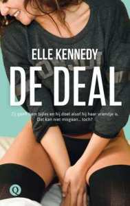 Boekrecensie | De Deal – Elle Kennedy