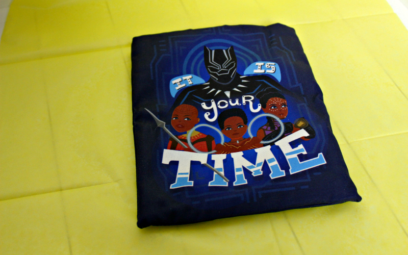 It's your time book sleeve