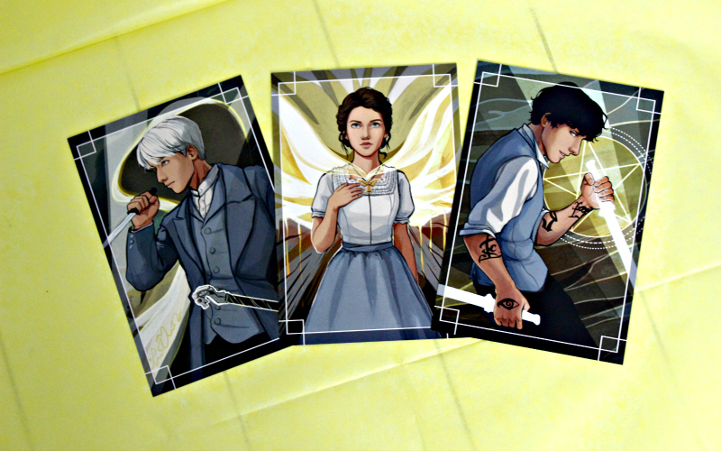 Infernal Devices Cards