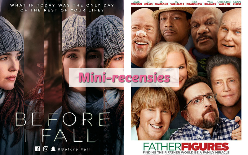 Mini-recensies - Before I Fall - Father Figures
