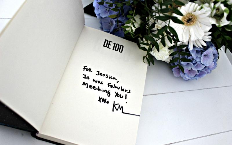 De 100 - Kass Morgan - Gesigneerd