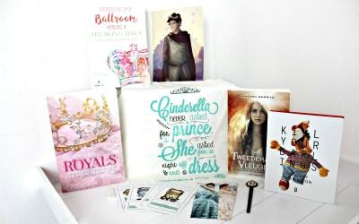 Unboxing | Celebrate Books – Royals #1