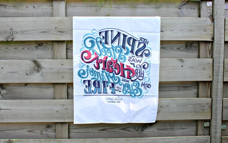 Exclusive Tea Towel