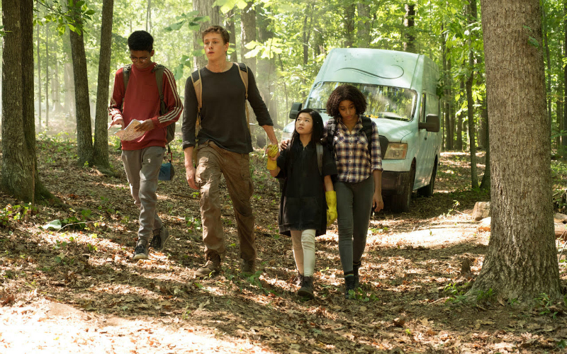 The Darkest Minds still