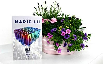 Boekrecensie | Warcross – Marie Lu