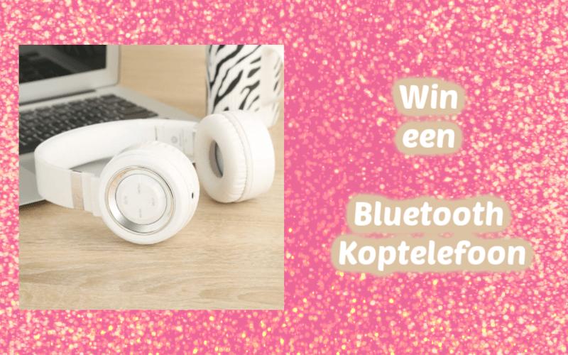 Win een Bluetooth Koptelefoon