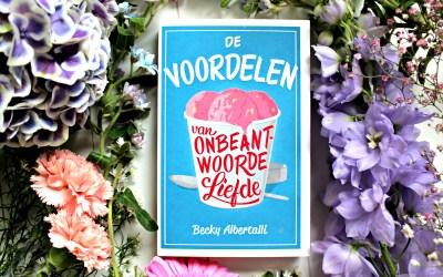Boekrecensie | De voordelen van onbeantwoorde liefde – Becky Albertalli