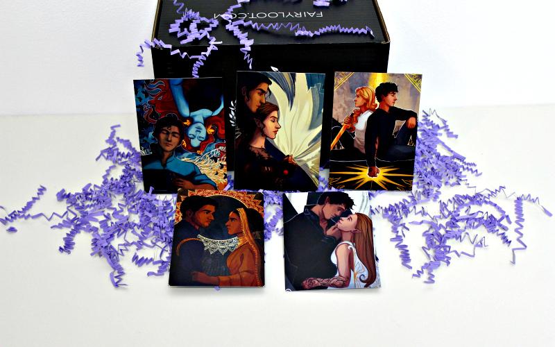 Swoon-worthy Postcard Set