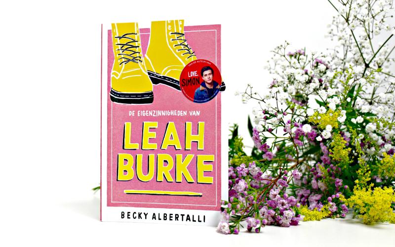De eigenzinnigheden van Leah Burke - Becky Albertalli