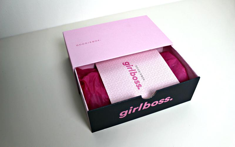 Girlboss Goodiebox