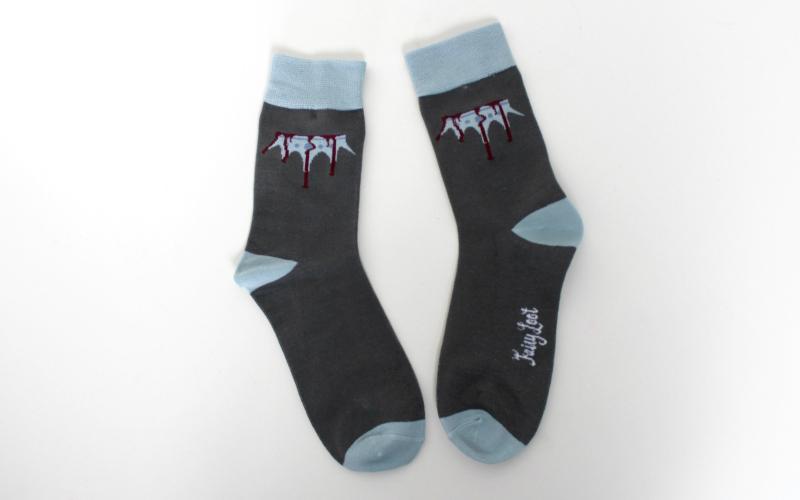 Deceptive Queen Socks