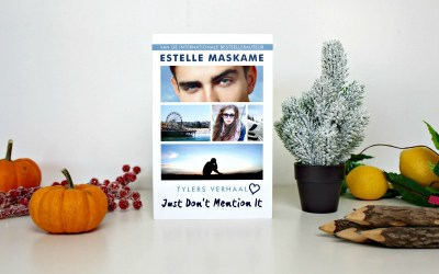 Boekrecensie | Just Don't Mention It – Estelle Maskame