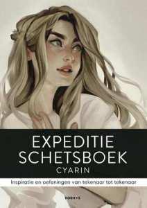 Boekrecensie | Expeditie Schetsboek – Cyarin