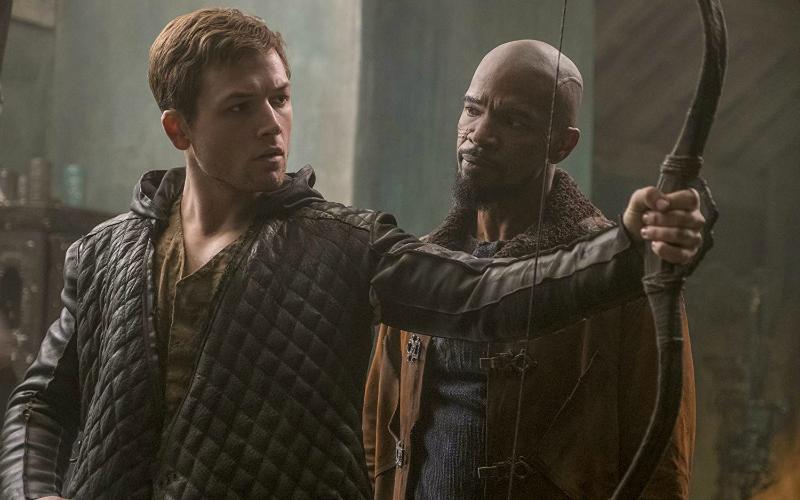 Robin Hood still
