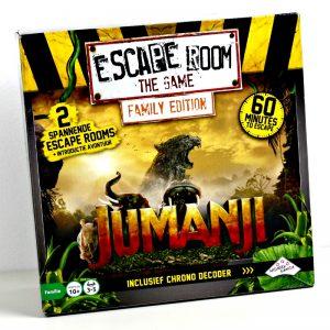 Escape Room The Game - Jumanji - Family Edition