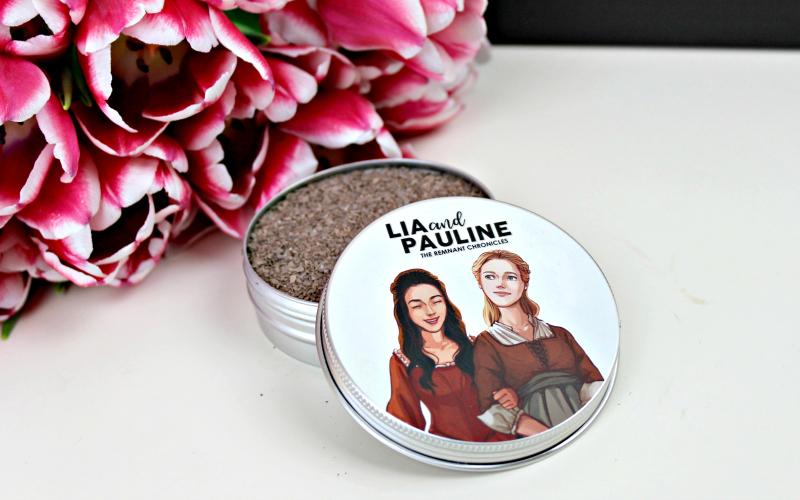 Lia and Pauline Chocolate Milk