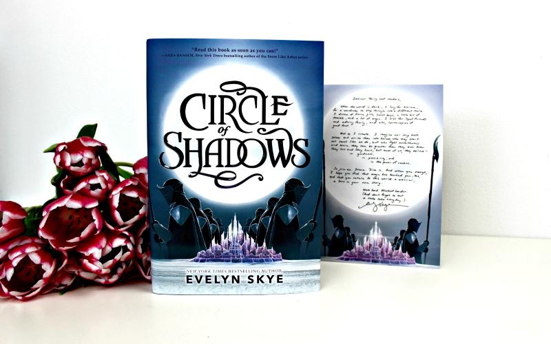 Circle of Shadows - Evelyn Skye