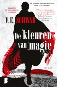 De kleuren van magie – V.E. Schwab | Boekrecensie