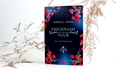 Boekrecensie | Erfgenaam van Vuur – Sarah J. Maas