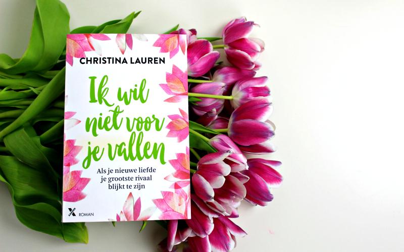 Ik wil niet voor je vallen - Christina Lauren