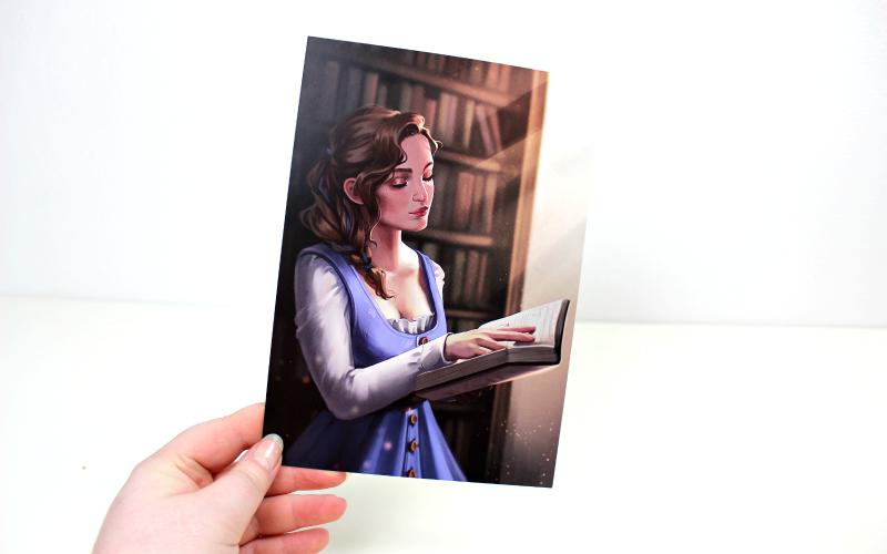 Belle Print