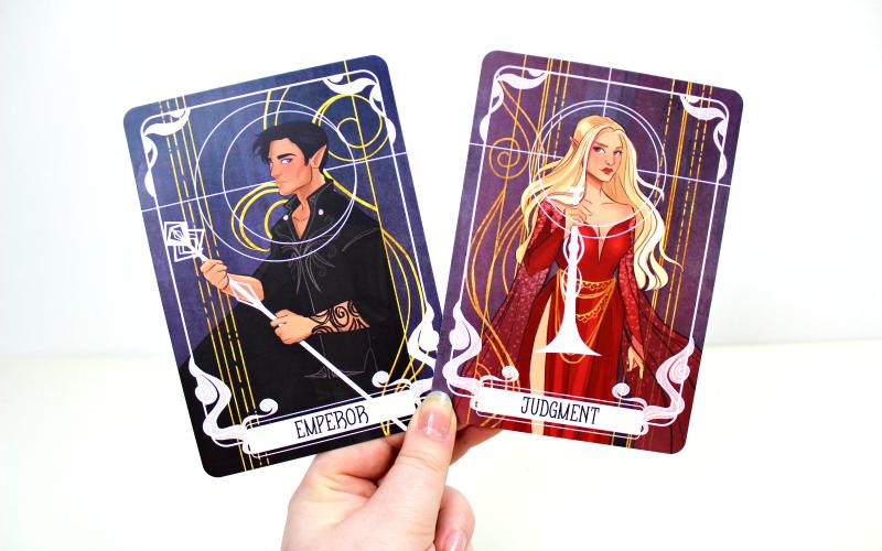 Collectible Tarot Cards
