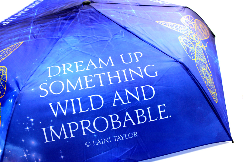 Strange the Dreamer Umbrella
