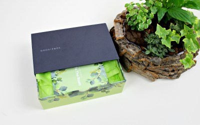 Unboxing | Goodiebox – Back to the Roots
