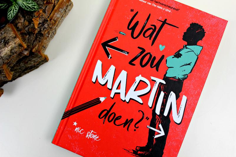 Wat zou Martin doen - Nic Stone