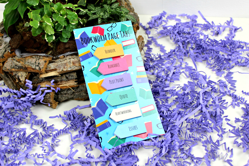 Bookworm Page Tabs