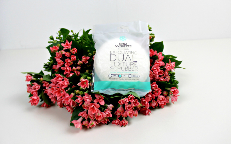 Daily Concepts - Exfoliating Body Scrubber