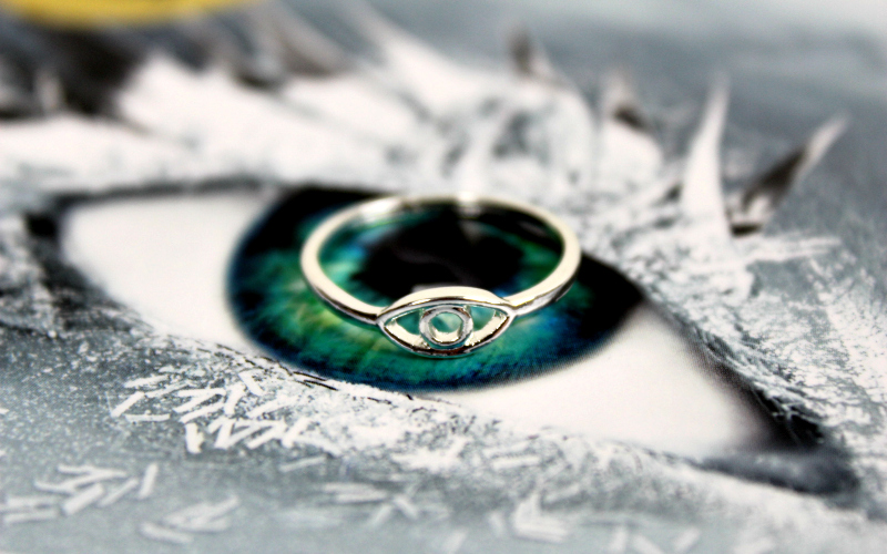 Shatter Me Series ring