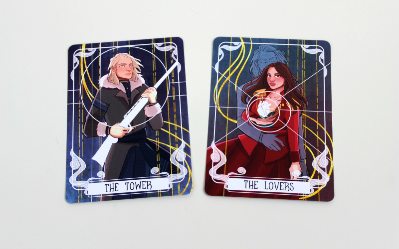 Exclusive Collectable Tarot Cards