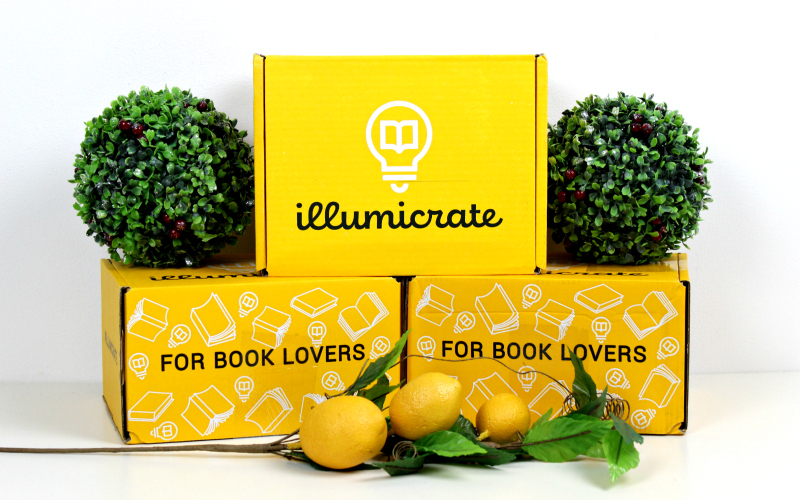 Unboxing | Illumicrate – Your Majesty
