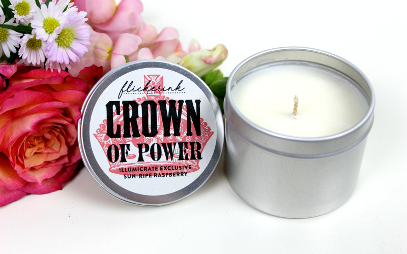 Crown of Power Candle