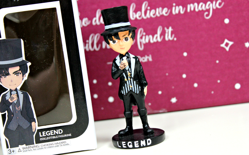 Collectible Legend Figurine