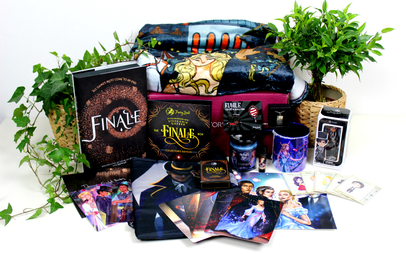 Fairyloot Finale Collector's Edition box