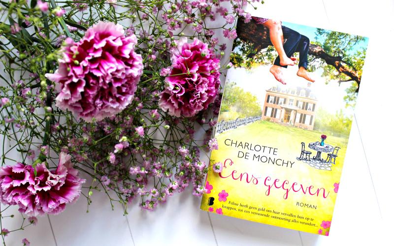 Eens gegeven - Charlotte de Monchy