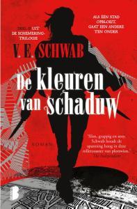 Boekrecensie | De kleuren van schaduw – V.E. Schwab