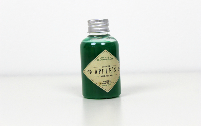 Sister Apple's Surprise Liquid Soap