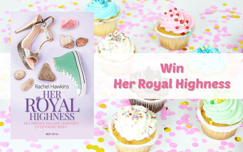 Her Royal Highness - Rachel Hawkins