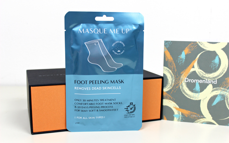 Masque Me Up - Foot Peeling Mask