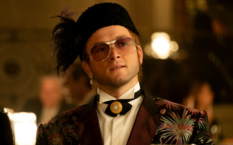 Rocketman still