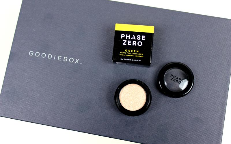 Phase Zero Make Up - Metal Foil Eyeshadow
