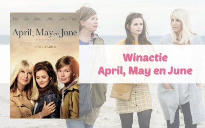Winactie | April, May en June