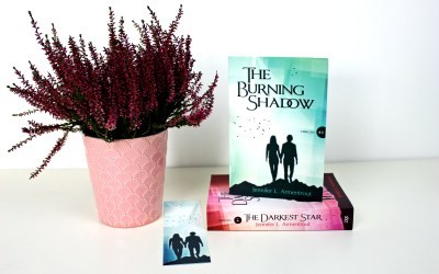 Boekrecensie | The Burning Shadow – Jennifer L. Armentrout