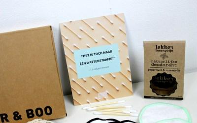 Paper & Boo | Focus op een duurzame badkamer