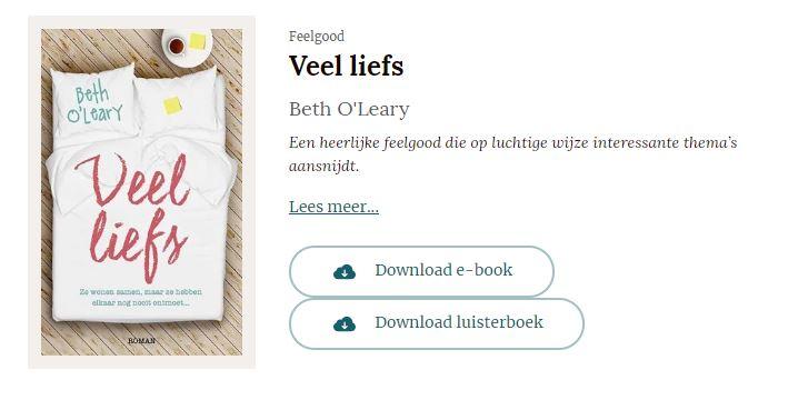 E-book en luisterboek