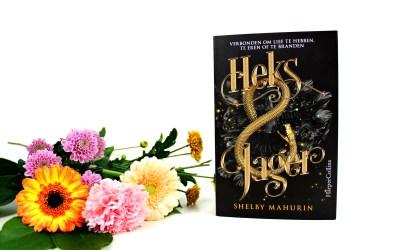 Boekrecensie | Heks & Jager – Shelby Mahurin