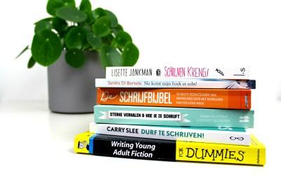4x Boeken die je helpen met een eigen boek schrijven